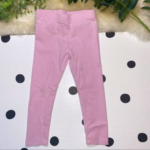 🧸5 FOR $20🧸 JOE FRESH Pink Leggings - 3